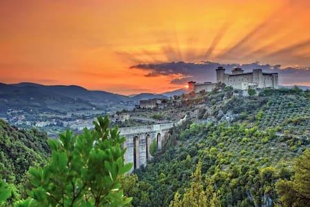Casa di Campagna a Spoleto