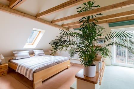 Thüringer Waldbaude Rennsteig - Tambach-Dietharz/Thüringer Wald - Apartamento