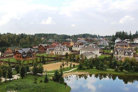 Стильный коттедж  в элитном поселке - Istrinsky District
