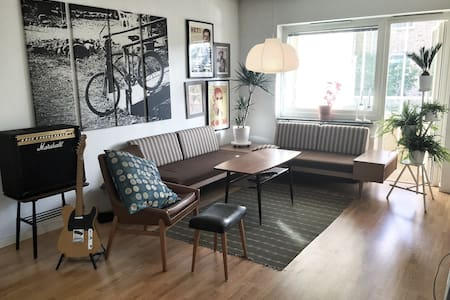Well equipped modern apartment - Karlstad - Apartment