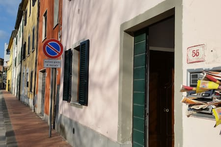 EXPLORING TOSCANA FROM CHIESINA - Wohnung