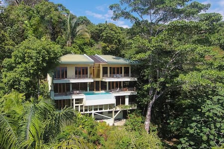 3 acres of jungle and ocean view