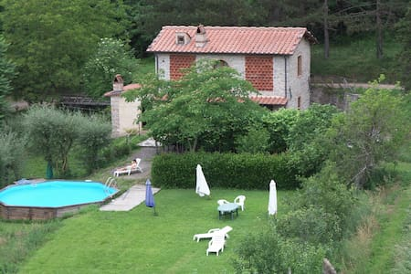 A different Tuscany Exp. (4 pers.) - Apartemen