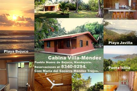 Cabina Villa Méndez