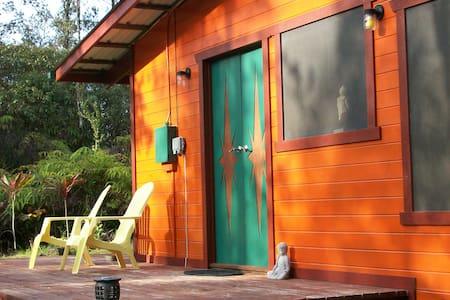 Enchanting Rainforest Hideaway - Kisház