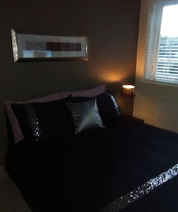Lovely Double Room Ensuite Shower. Great Location - Biggin Hill - House