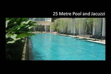 Convenience at KL Sentral - Kuala Lumpur - Wohnung