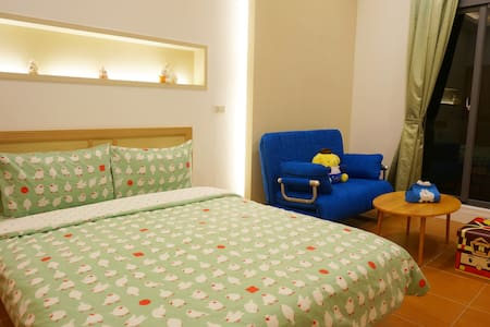 《Opening on sale》【Love & Share Hosue】Double room - Hualien City - Casa