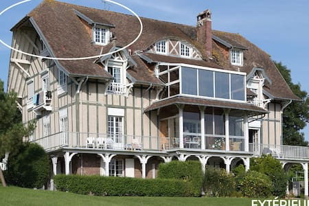 La Plage en Normandie - House