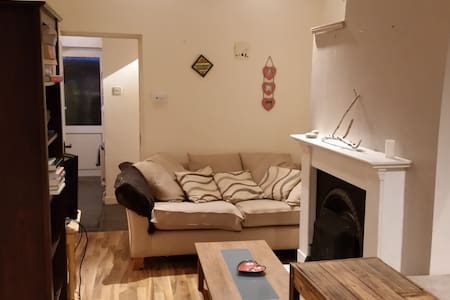 Cosy Cottage by the Liffey - Ringsend - House