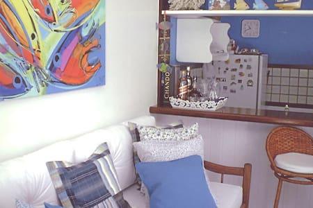 Casa de quarto e sala em Geribá - Haus