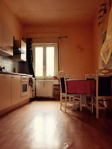 Student room in a shared apartment/student house - House