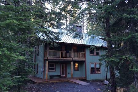 Hank's Ranch at Government Camp - Casa