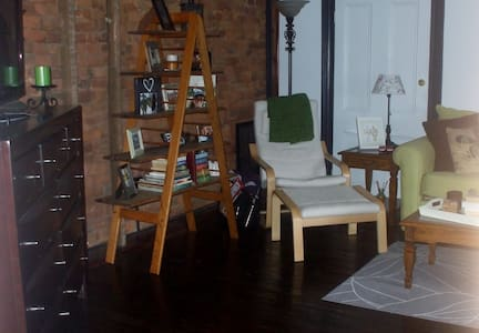 Two-Level Loft with Incredible Views of The City - Lynchburg - Διαμέρισμα