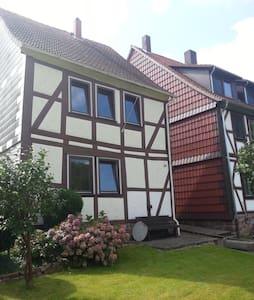 Weserbergland Ferienhaus - Hus