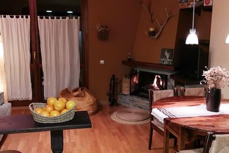 Acogedor apartamento en la Montaña - Isil - Wohnung