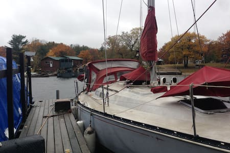 Georgeous c&c 38 on Georgian bay - Boat