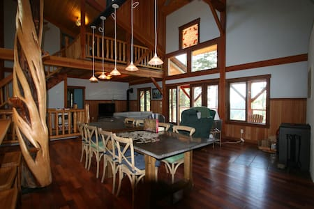 Orcas Island Luxurious Getaway - House