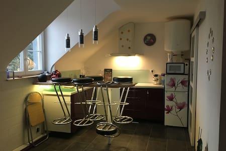 Appartement douillet avec petit déjeuner - Vesoul - Flat