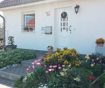 Gemütliches Haus in Stralsund - Rumah