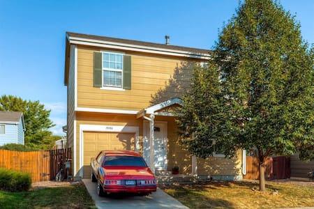 3bd Home newer quiet neighborhood - Thornton