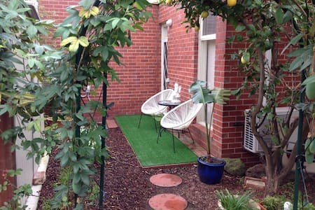 Lovely Garden Apartment Balwyn Nth - Daire