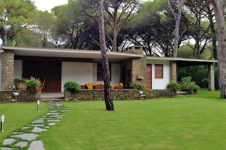 Villa Monte - Pineta di Roccamare - Roccamare - Villa