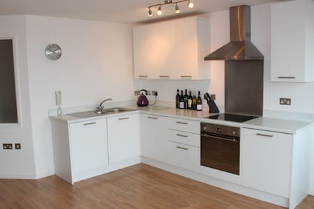 Spacious City Centre Studio - Nottingham - Apartment