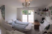 Spacious room near the city limit