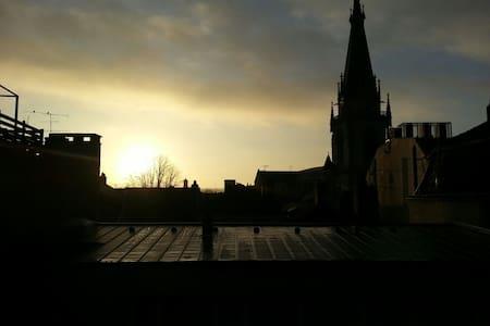 Chambre privée plein centre de Metz - Metz - Apartment