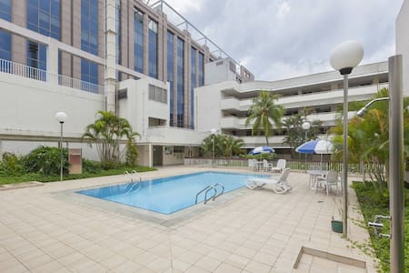 Master room at Singapore - Singapore - Appartamento