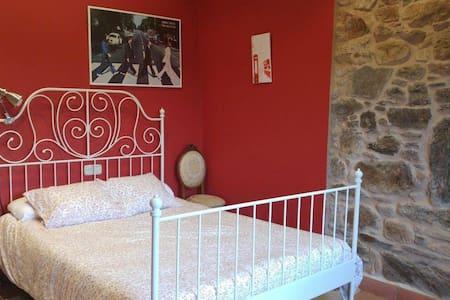 Preciosa casita a menos de 10 minutos de Santiago - A Coruña - Apartament