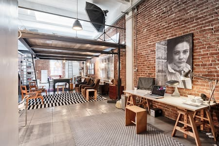 Charming genuine LOFT, movie location. NY allure! - Torino