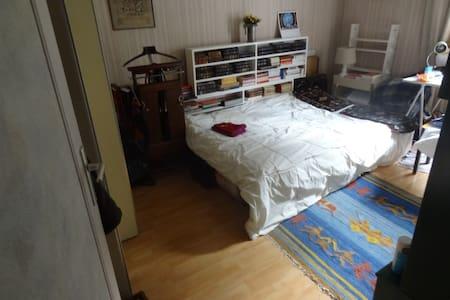 Deux chambres dans un petit appartement - Lyon