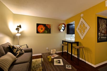 My Downtown Lexington / UK airbnb - Lexington - Appartement