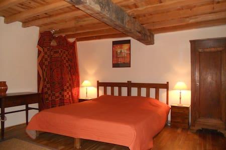 Chambre d'hôte au Pays cathare - Cassaignes - Domek gościnny