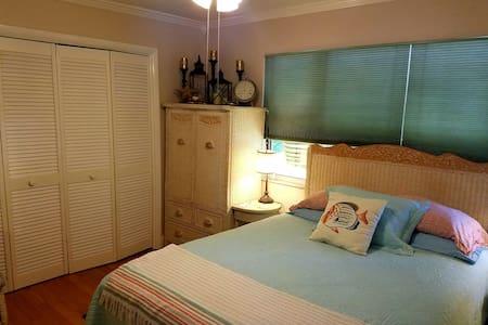 Cozy suite near the beach! - Palm Harbor - Hus