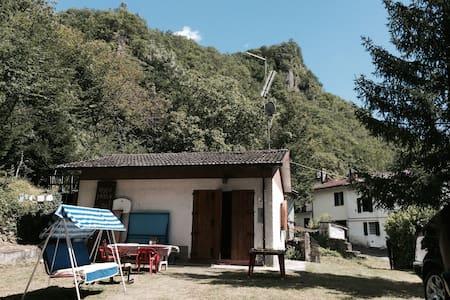 LA CASA NEL BOSCO - Villa D'aiano