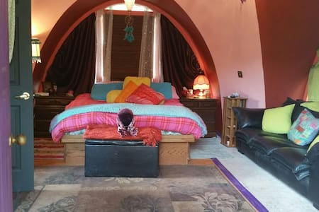 Sedona Gypsy Chic Dome - Casa