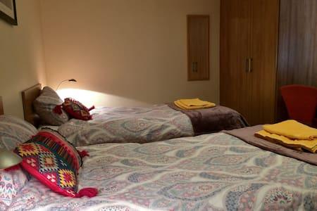 Big y quiet room Cork city center - Appartamento