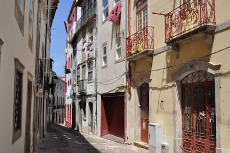 Studio at Coimbra Historical Center