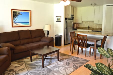 New Remodel -Turtle Bay Oahu Condo! - Appartamento