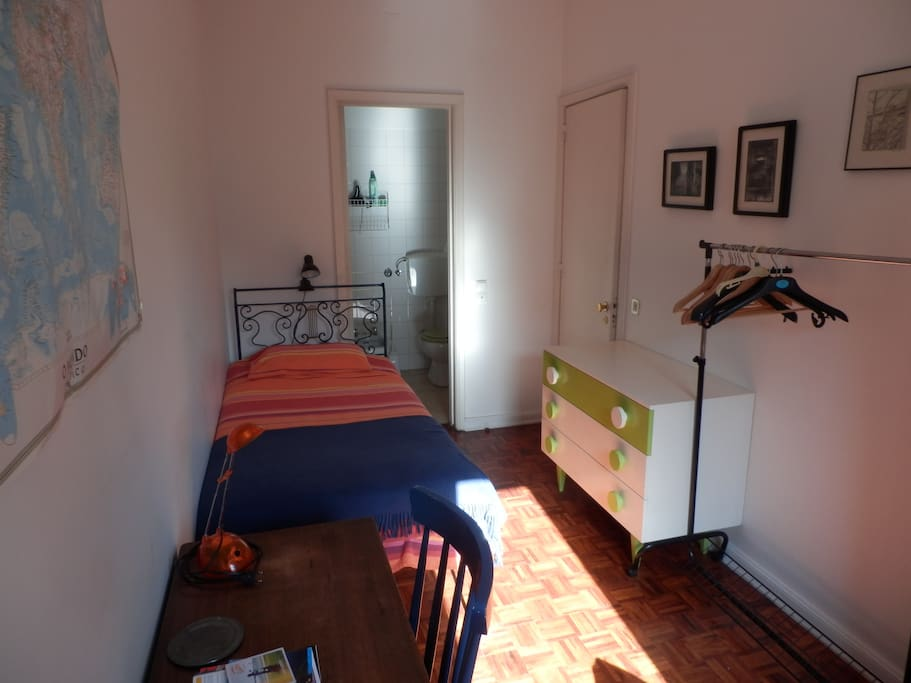 Single Room with private WC