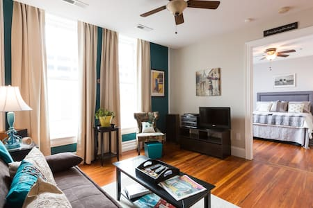 Heart & Soul - Historical Downtown - ECO Friendly! - Appartement