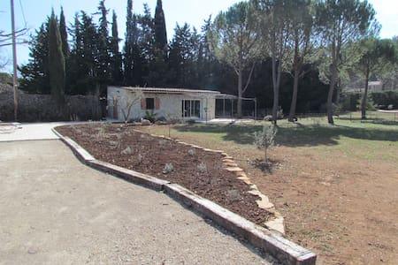 Petite maison de campagne - Callas