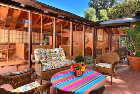 Oasis in La Jolla with parking - San Diego - Haus