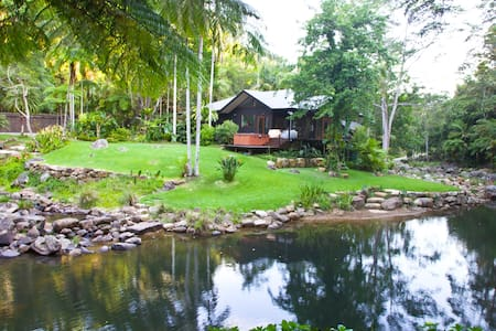 Byron Rainforest Retreat - Upper Wilsons Creek - Haus