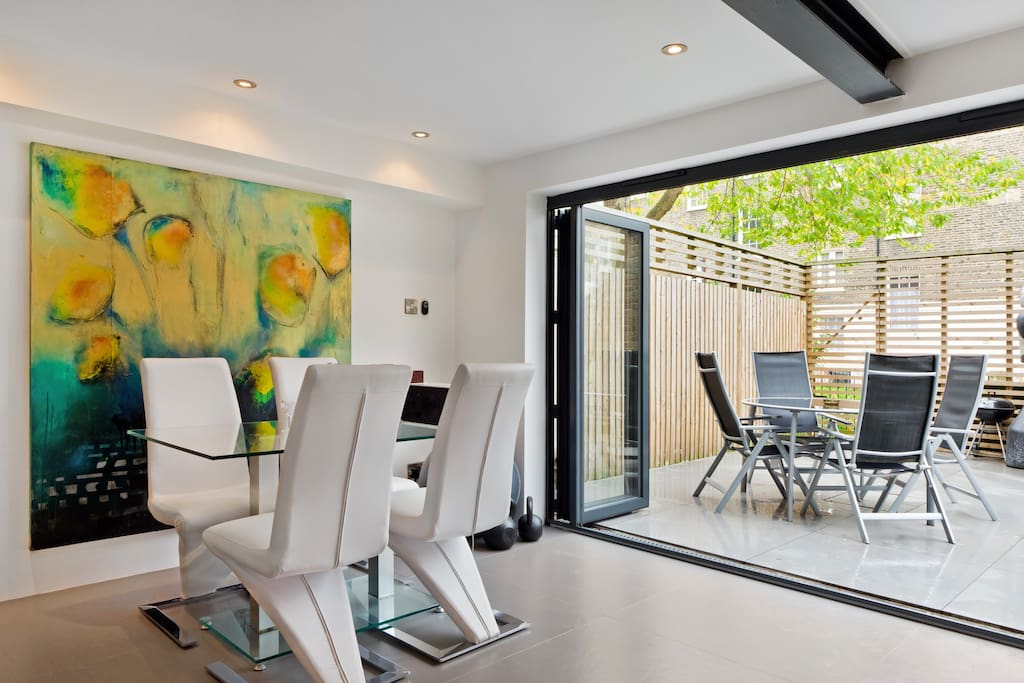 Cosy Dble in Kings Cross Houseshare