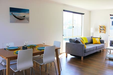 The Nautical Mile Beach House Cowes - Cowes - Maison