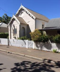 The Old Wesleyan Chapel